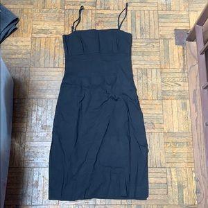 Theory Slit Dress Size 0